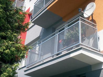Zavesne balkony